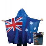 Australian Football Fan Flag Cape