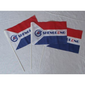 National Polyester Stick Flags