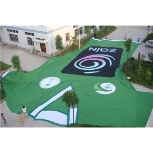 Custom Polyester Huge Flags