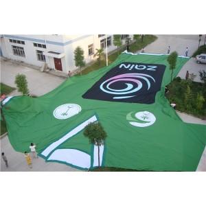 Custom Polyester Huge Flags