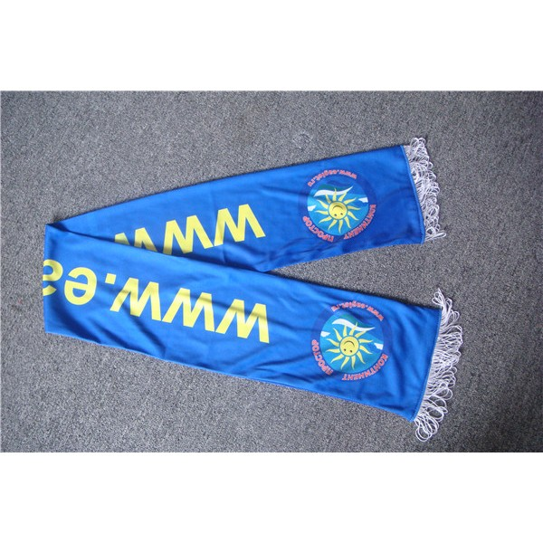 Custom Football Club Soccer Fan Scarf