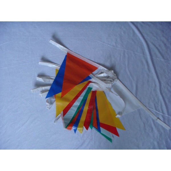 Multi-color Flag Bunting
