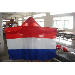 National Football Fan Cape Body Flag-Cheering Up!