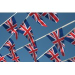 British Triangle Flag Bunting
