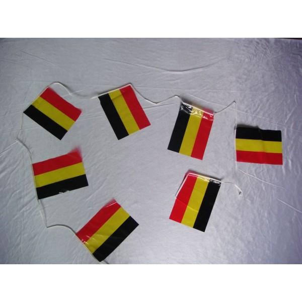 PE Germany String Flag