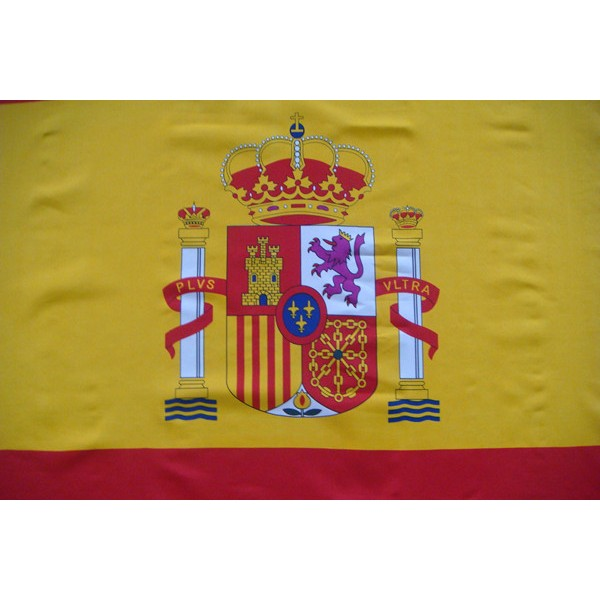 3'x5' polyester Spanish flag World Flag