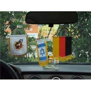 Football Club Exchange Gift Flags