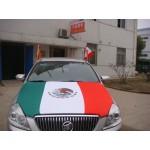 Mexico Car Hood Cover