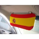 Brazil Car Headrest Flag-Set of 2