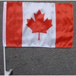 Canada Car Window Flag
