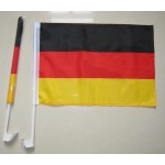 Cermany Car Window Flag