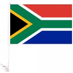 South Africa Car Window Flag