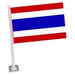 Thailand Car Window Flag